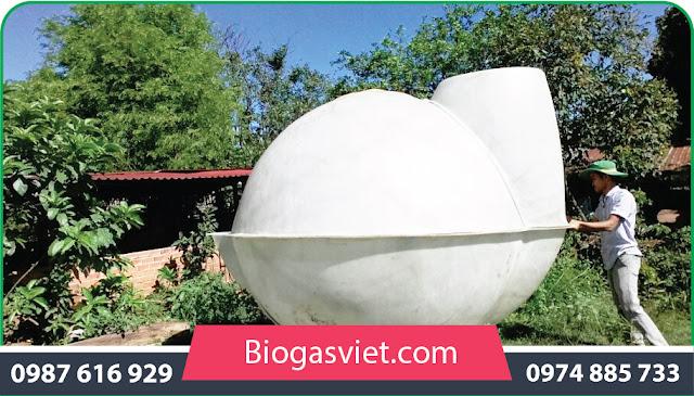 tư vấn xây hầm biogas