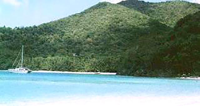 Gambar Pantai Pasir Putih Di Lampung