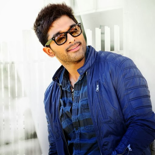 Allu Arjun Stylish Look
