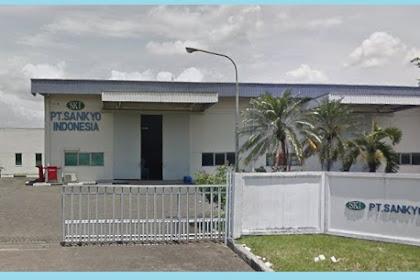 Lowngan Kerja Terbaru PT. Sankyo Indonesia