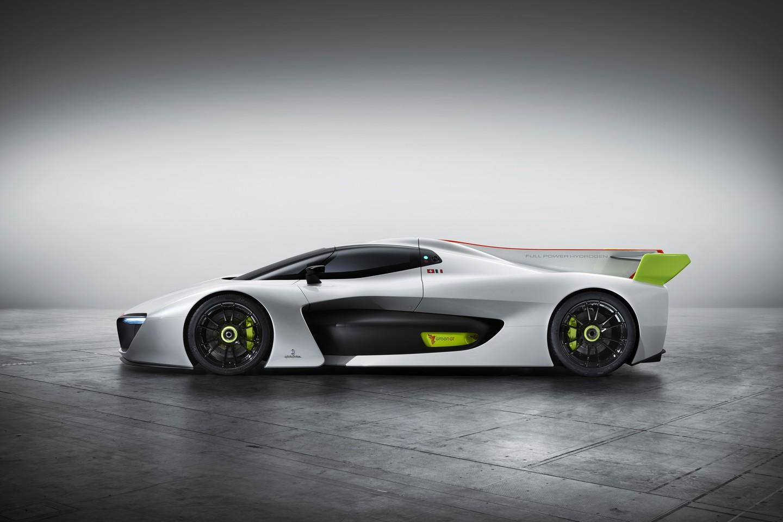 Siêu xe Pininfarina H2 Speed Concept