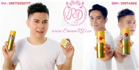 CREAM RD ASLI ORIGINAL ORI 100%