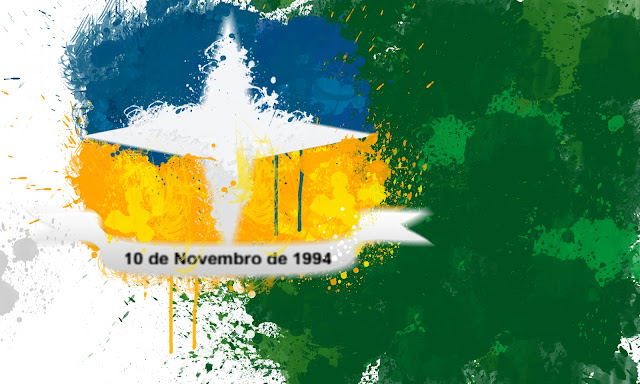Pintura da bandeira da cidade de Davinópolis Maranhão artes