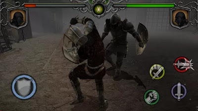 Knights Fight: Medieval Arena v1.0.7 Mod Apk Data Free Shopping