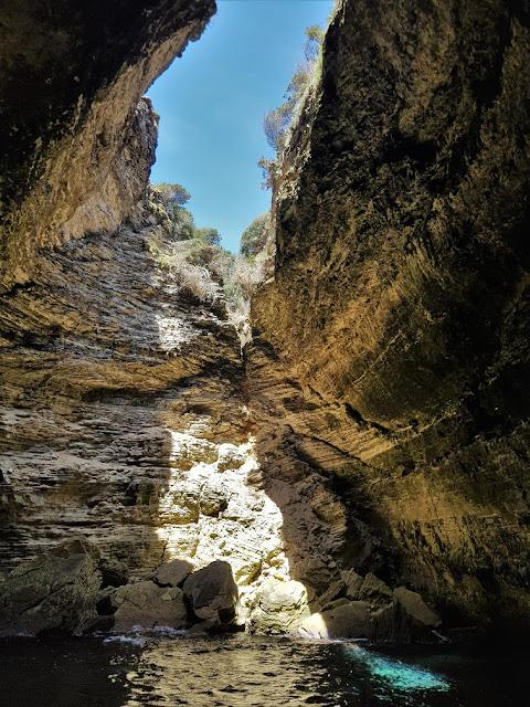 grotte bonifacio