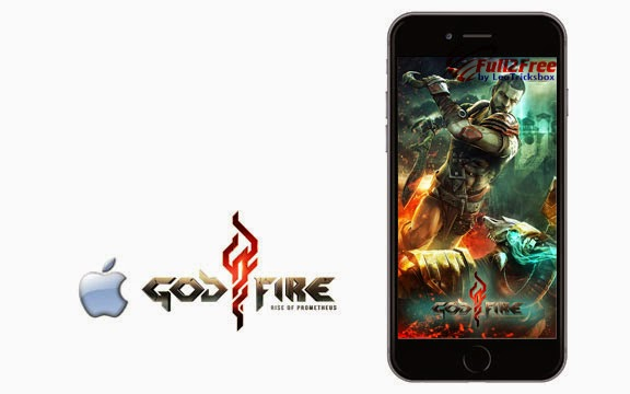 iOS Game : Godfire Rise of Prometheus v1.2