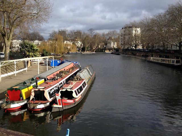 Little Venice, un paseo por Londres