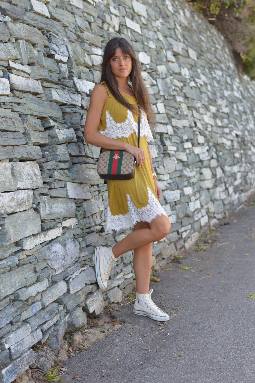 Fashion Musings Diary: Summer Dress Mania #2 H&M Green
