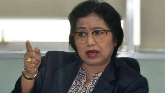 Sindir Dian Fatwa, Irma Suryani: Sering Keliling RI Lewat Tol Jokowi, Keren Lho!