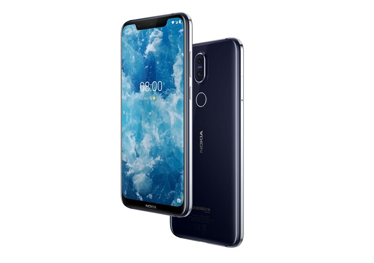Nokia 8.1 Now Official