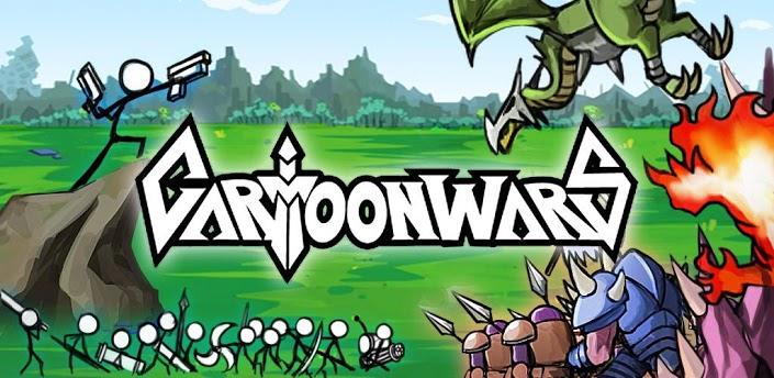 Game: Cartoon Wars + Gunner 1.0.7 Unlimited Money APK