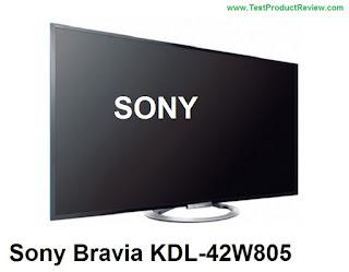 Sony KDL-42W805