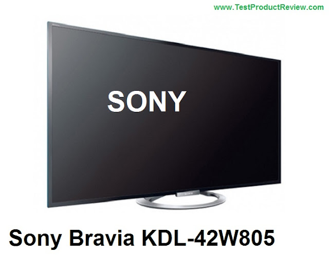 Sony Bravia KDL-42W805 3D TV with Triluminos display