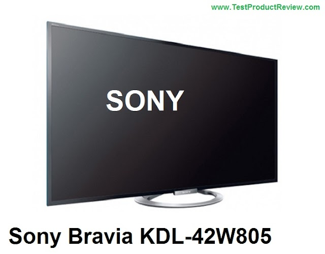 Sony Bravia KDL-42W805 3D TV with Triluminos display