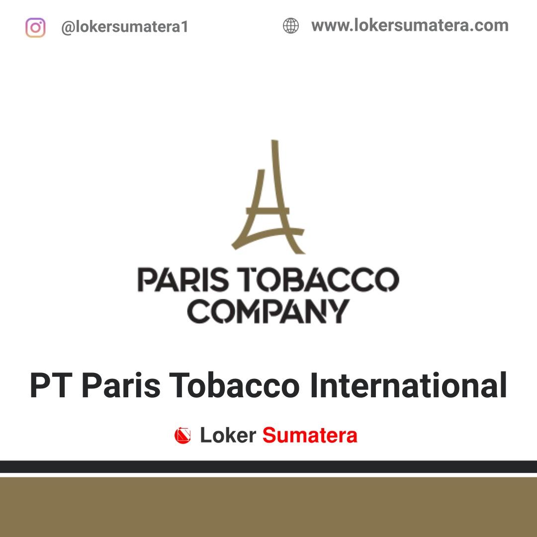 Lowongan Kerja PT Paris Tobacco International Bandar Lampung Februari 2020