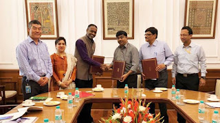 GOI signed $210 Million Loan with World Bank