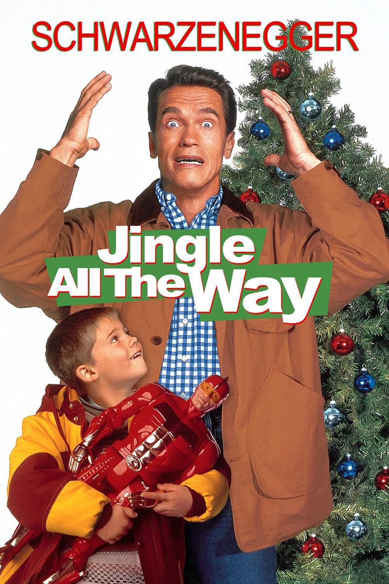 Jingle All the Way (1996) ταινιες online seires oipeirates greek subs