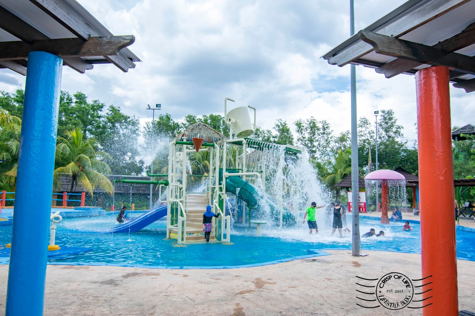 The Carnivall Waterpark Sungai Petani