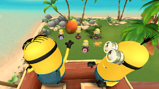 Minnion Paradise apk MOD Money