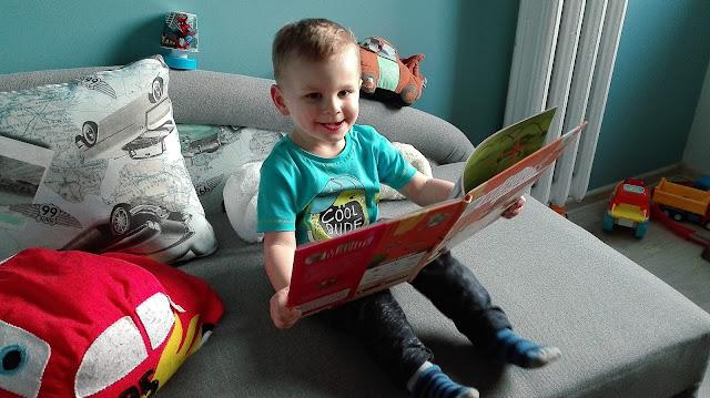 Literatura dziecięca: Smok Maciuś