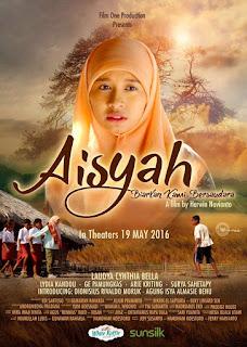 Aisyah: Biarkan Kami Bersaudara (2016) TVRip