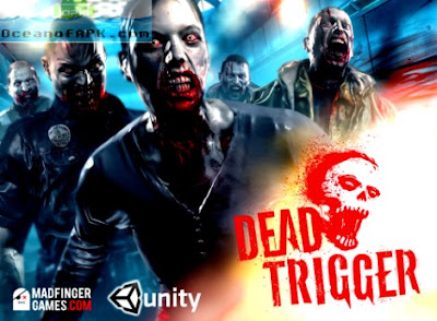 Dead Trigger Mod Apk + Data for Android Free Download