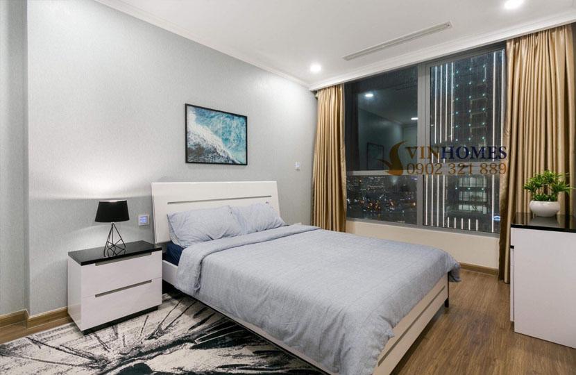 Vinhomes L6 cho thuê căn hộ 155m2 tầng cao 4PN | phòng ngủ phụ