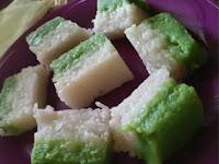 Kue Ketan Srikaya Sederhana dan Praktis
