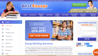 Bestessays.com Paper Writing Service Picture