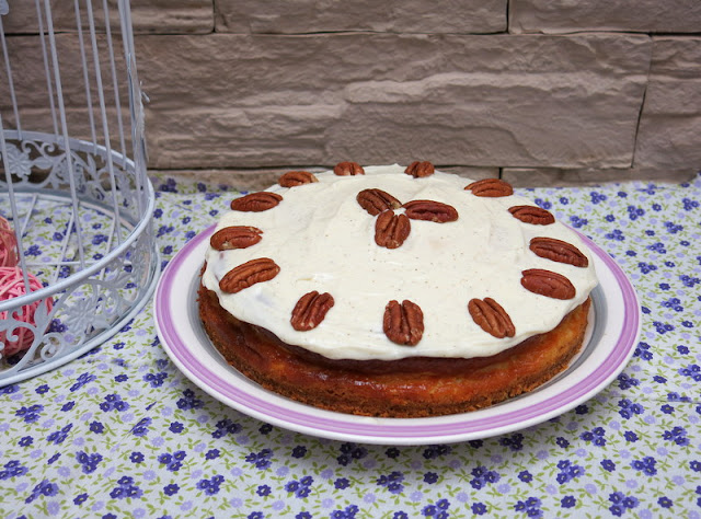 CARROTCAKE CHEESECAKE