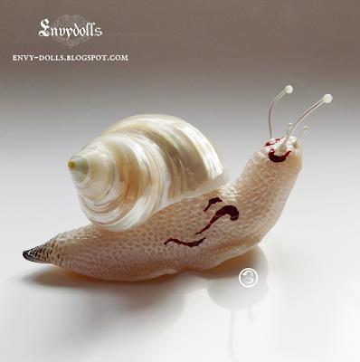 okami snail