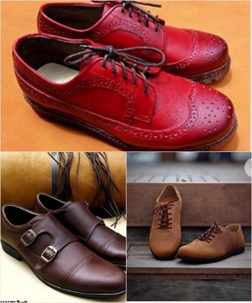 Sepatu Pantofel trendi