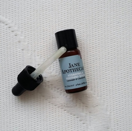 Jane Apothecary Hydrating&Soothing serum