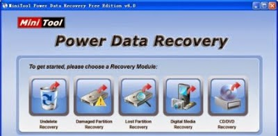 Mengembalikan Data File Hardisk Akibat Partisi | MiniTool Power Data Recovery