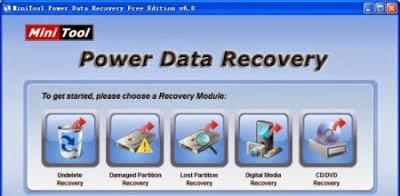 Mengembalikan Data File Hardisk Akibat Partisi