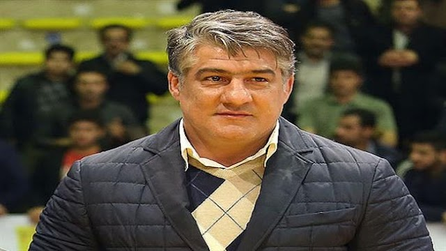 Retired Iranian wrestler Alireza Heidari named president of International Pahlavani Wrestling Federation