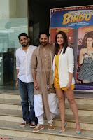 Parineeti Chopra with Ayushmann Khurrana at the Launch of Trailer of Meri Pyaari Bindu 043.JPG