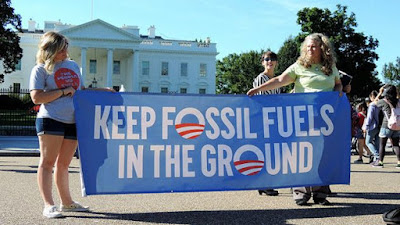 FOSSIL INDUSTRY – Part of the problem;not solution!