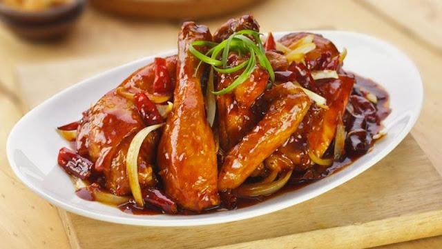 Resep Ayam Kecap Spesial dan Cara Membuatnya