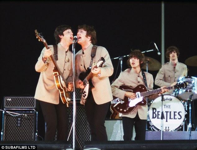'The Beatles: Eight days a week' logra la primera posición de la taquilla española