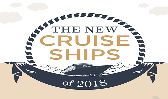 The New Cruise Ships Of 2018