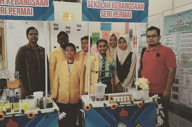 Inovasi Sains Peringkat Antarabangsa