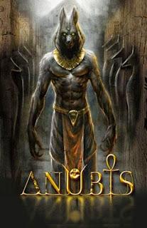 Resultado de imagen para chacal dios egipcio