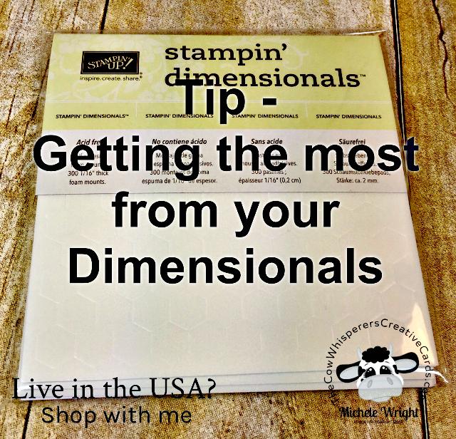 Tip, Dimensionals, Mini Dimensionals, Save