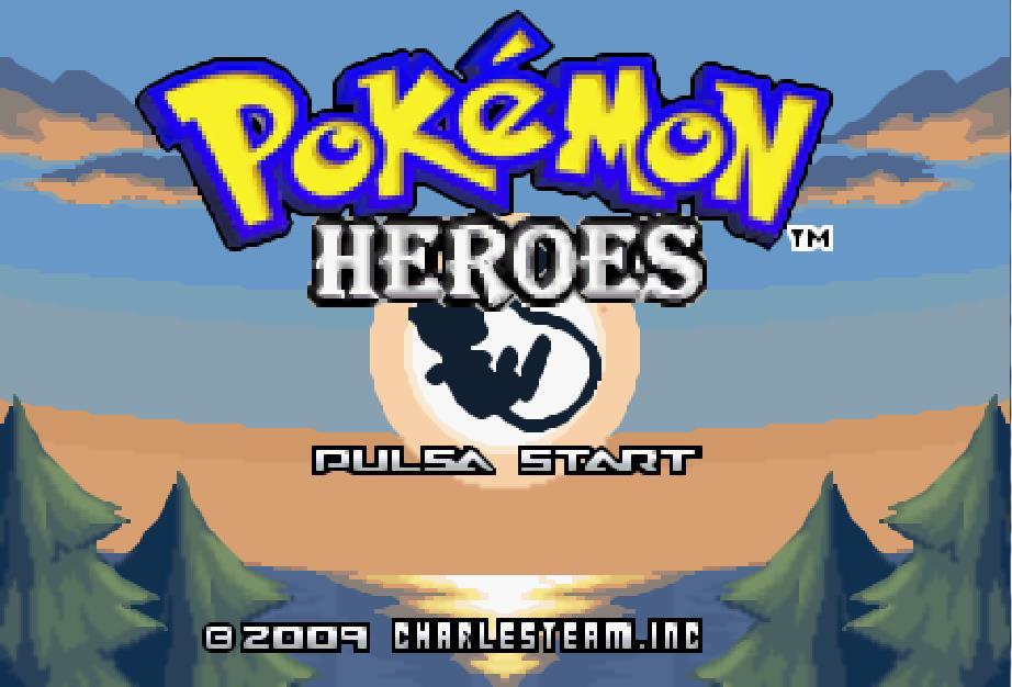 Pokemon heroes download, informations & media pokemon gba rom hacks.