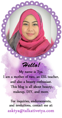 Indonesian beauty blogger