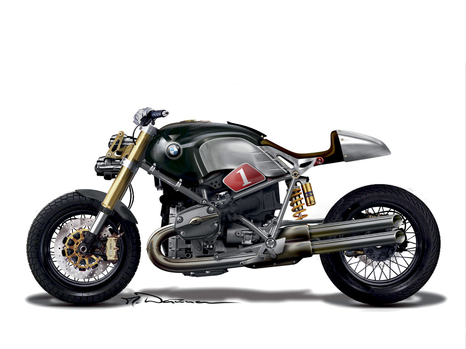 Bmw  Motorcycle Specifications