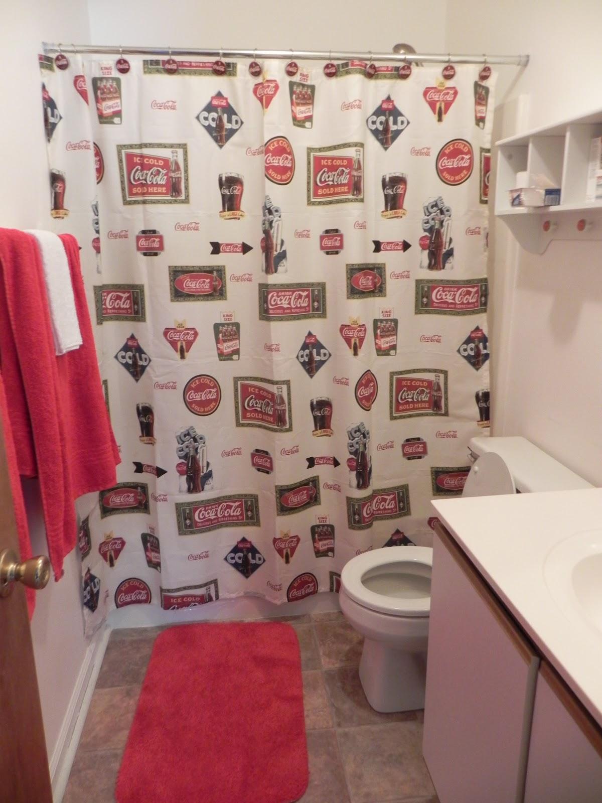 My Marine and Me: Coca Cola Bathroom