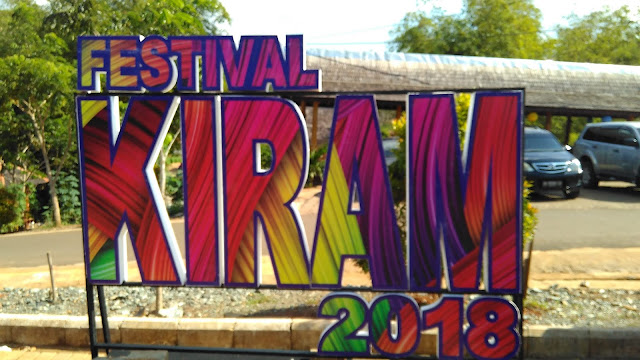 Festival Kiram 2018, Embrio Berbagai Festival di Kalsel