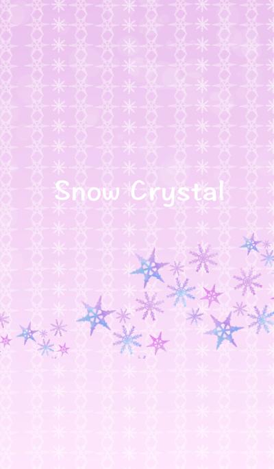 Pretty Snow Crystals